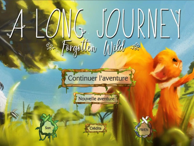 ALJ Team présente : A Long Journey: Forgotten Wild