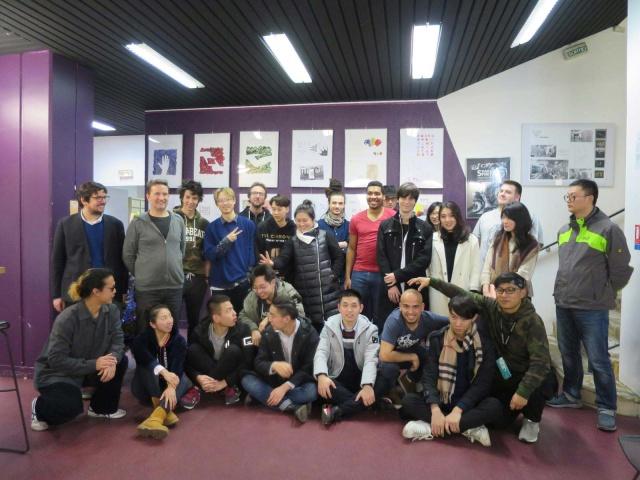 2017 - Entre rêve et réalité : une expérience VR - Workshop Bachelor Jeux Vidéo / 3D