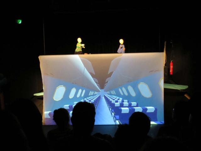 2019 - Art numérique et marionnette - Workshop Bachelor Jeux Vidéo / 3D