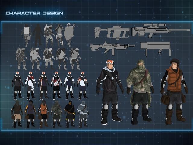 Mastère Directeur Artistique en création de jeu vidéo