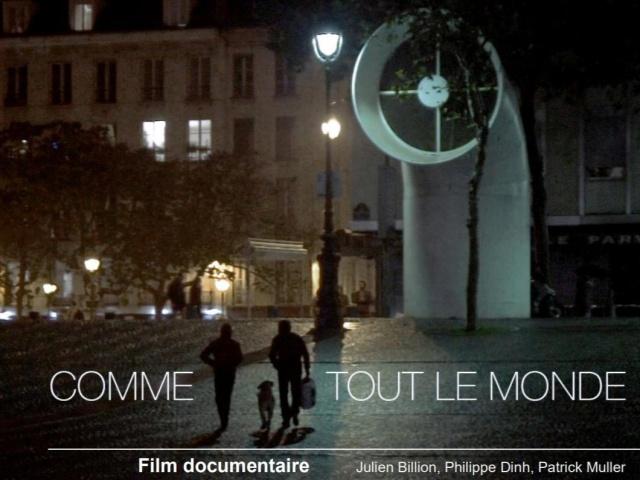 « Comme tout le monde », le documentaire de notre enseignant Philippe Garnier diffusé sur LCP