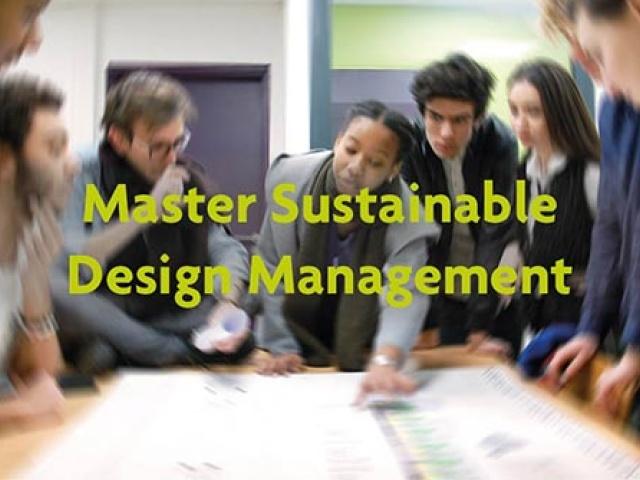 Nouveau Mastère de Design Management et Développement Durable