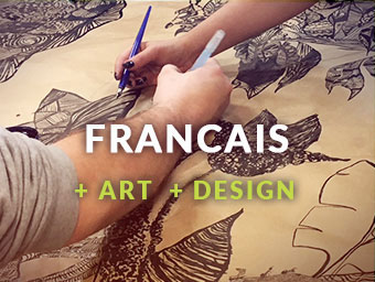 Classes de FLE + Art et Design